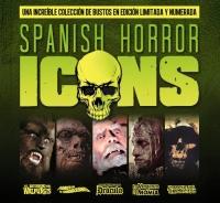 Ya puedes hacerte con los Spanish Horror Icons